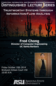 FredChong Poster
