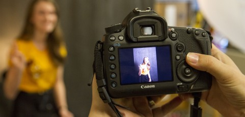 Update your professional portrait during September Open Studio hours!