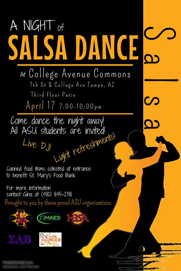 Salsa Night Inner Circle