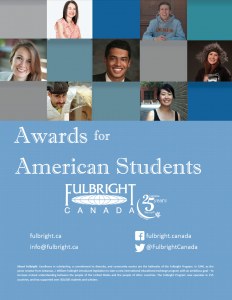 FulbrightCanada-Students-2015