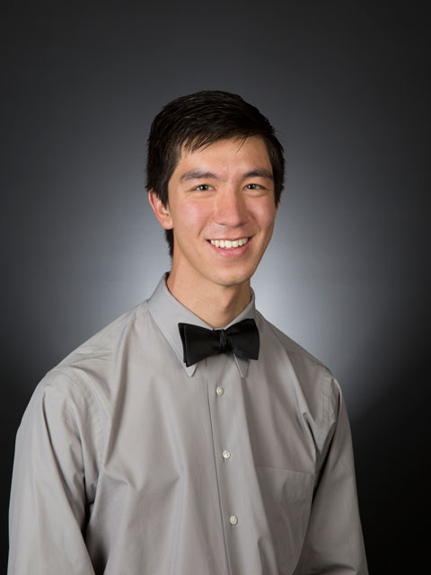 Josh Daymude, a senior earning concurrent degrees in computer science and mathematics, earned an honorable mention for exemplary research from the Computing Research Association.