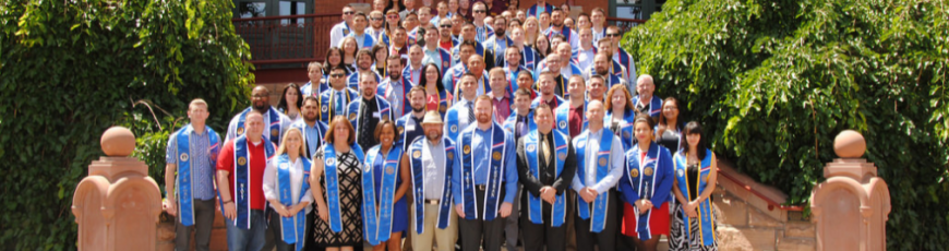 Student veterans: Represent your military branch at graduation with an honor stole