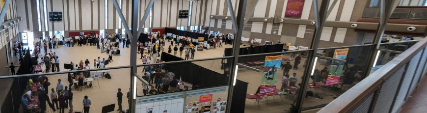 Creative prototypes were on display at the Spring 2016 Innovation Showcase