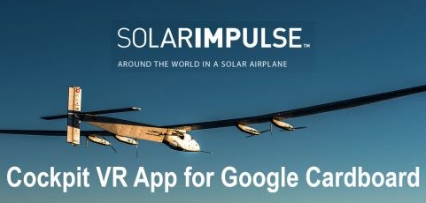 Experiencing Solar Impulse in person and in virtual reality