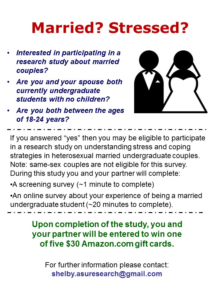 Participate in a married couples research study | Inner Circle