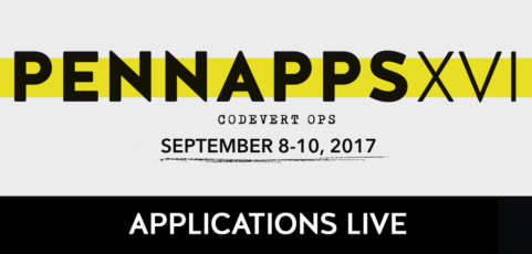 PennApps hackathon event information