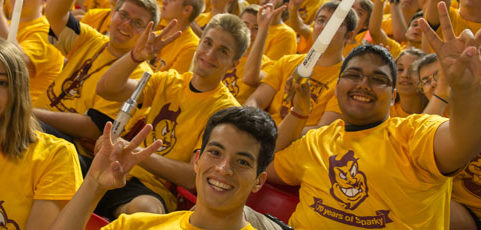 New students: Join us at Fall Welcome, August 14