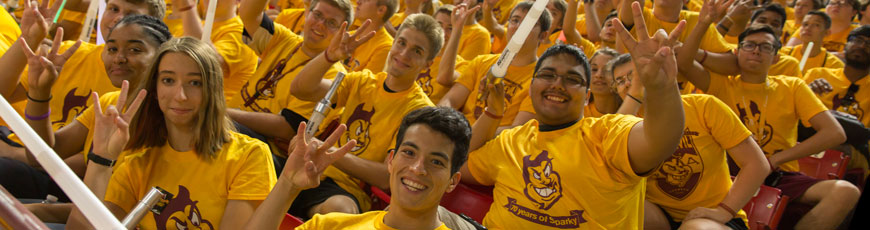 New first-year and transfer students: Get ready for Fall Welcome, August 20