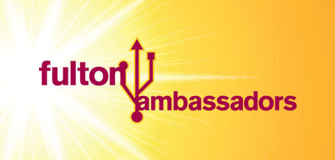 Apply to be a Fulton Ambassador by October 23