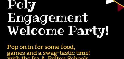Poly Engagement Welcome Party January 22