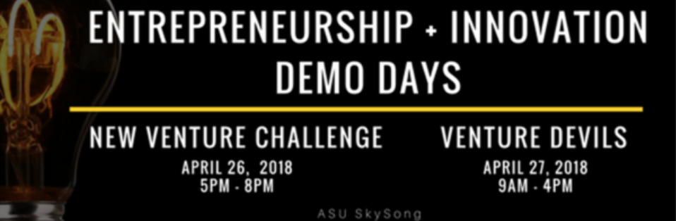 Entrepreneurship + Innovation Demo Days