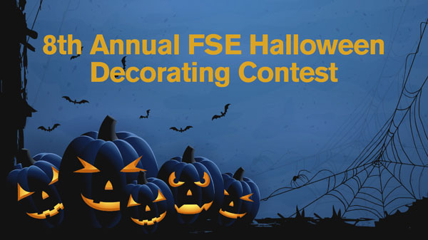 Fulton Schools Halloween Decorating Contest