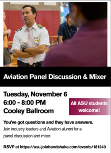 Aviation Panel flier