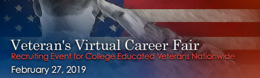 Veteran's Virtual Career Fair