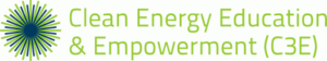 Clean Energy Education and Empowerment (C3E) logo
