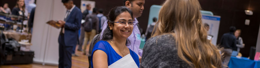 Get ready for the Spring 2020 Fulton Schools Career Fairs, February 18–20!