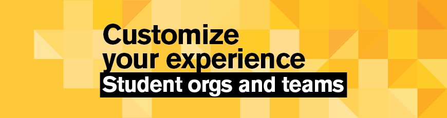 Customize your experience: Connect with Fulton Schools Sun Devils