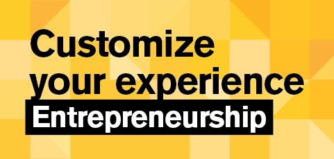 Customize your experience: Be an innovator