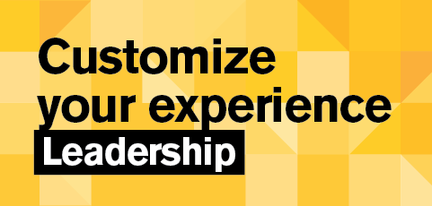 Customize your experience: Be a leader in the Fulton Schools