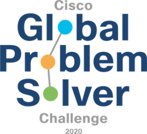 Cisco global problem solver challenge logo