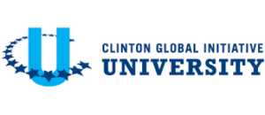 Clinton Global Initiative University logo