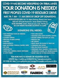 First People's COVID-19 Resource Drive