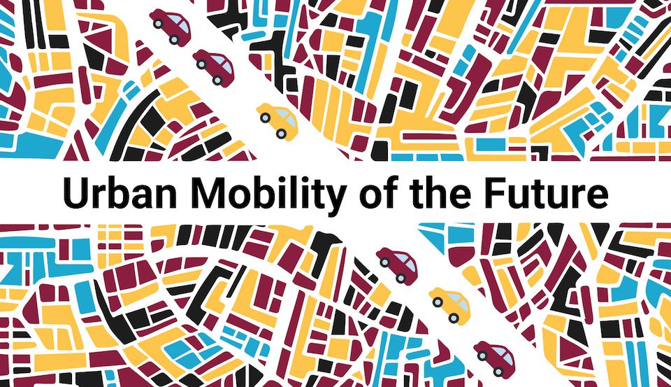 Urban mobility of the future